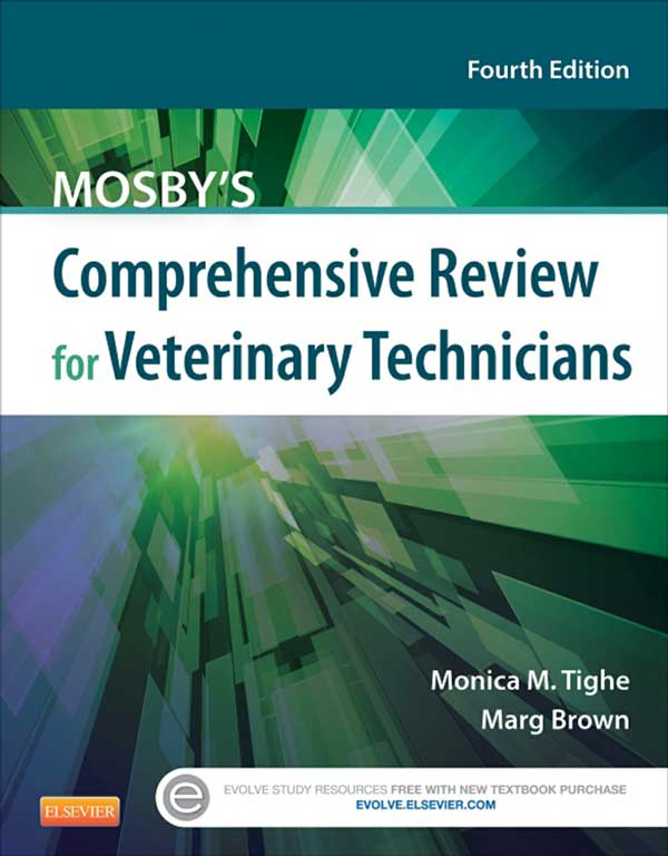 Free Download Mosby's Comprehensive Review for Veterinary Technicians, 4th Edition PDF
