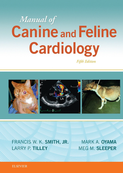 Manual of Canine and Feline Cardiology, 5th Edition PDF Free Download