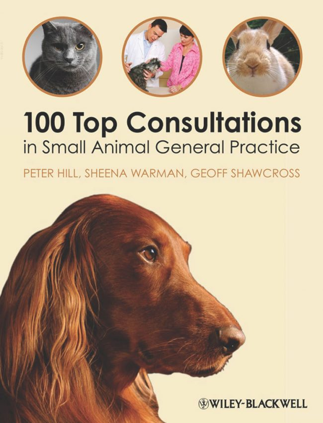 100 Top Consultations In Small Animal General Practice Pdf