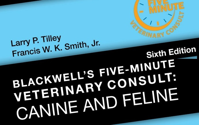 Blackwell's Five-Minute Veterinary Consult: Canine and Feline PDF Download