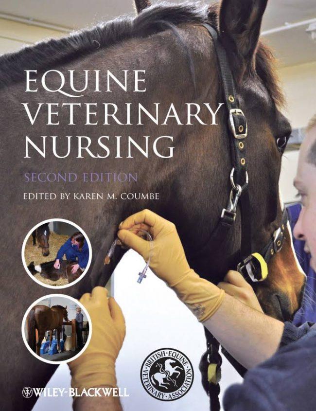 Equine Veterinary Nursing 2nd Edition pdf