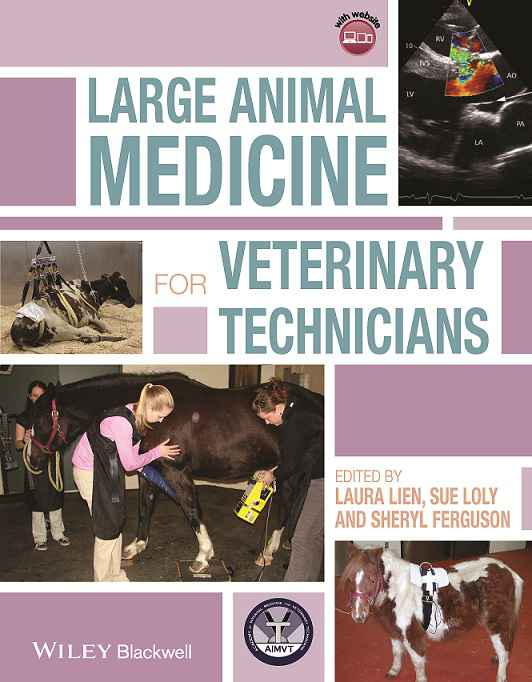 Large Animal Medicine For Veterinary Technicians 1st Edition Pdf