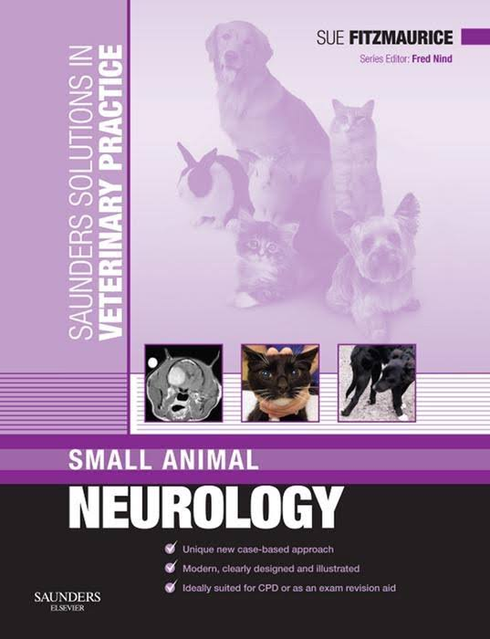 Saunders Solutions in Veterinary Practice: Small Animal Neurology PDF Download