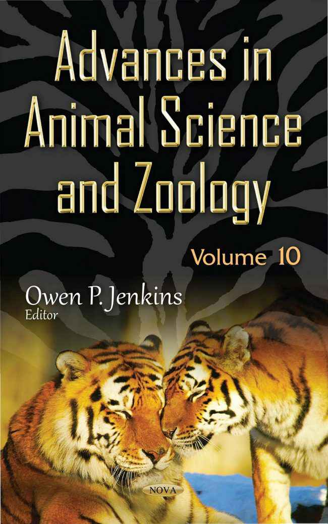 Advances In Animal Science And Zoology Volume 10 PDF
