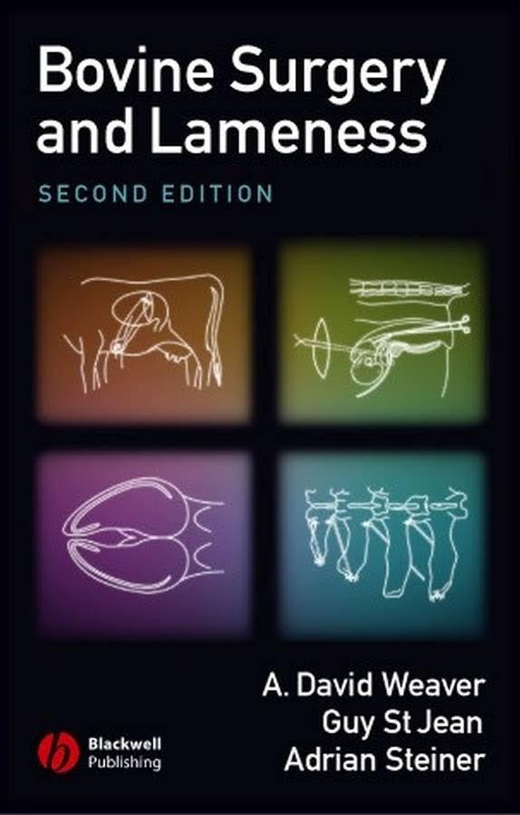 Bovine Surgery And Lameness 2nd Edition PDF