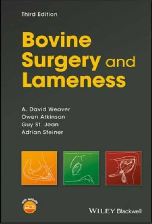 Bovine Surgery And Lameness 3rd Edition PDF
