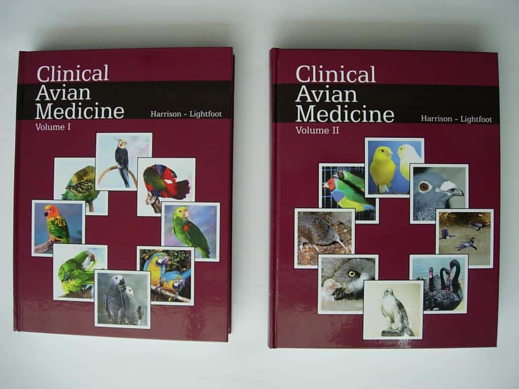 Clinical Avian Medicine 1 and 2 Volume PDF