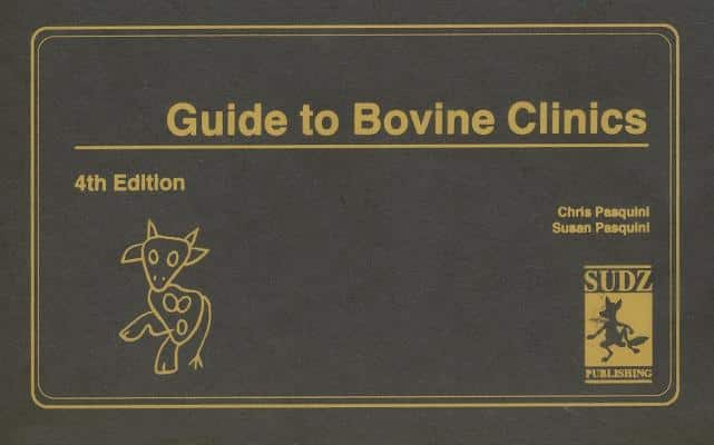 Guide to bovine clinics 4th edition pdf fandeluxe Image collections