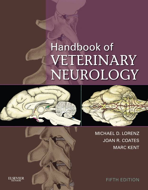 Handbook Of Veterinary Neurology 5th Edition PDF