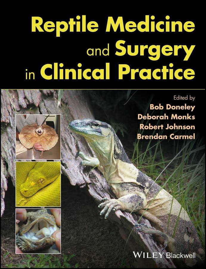 Reptile Medicine And Surgery In Clinical Practice PDF