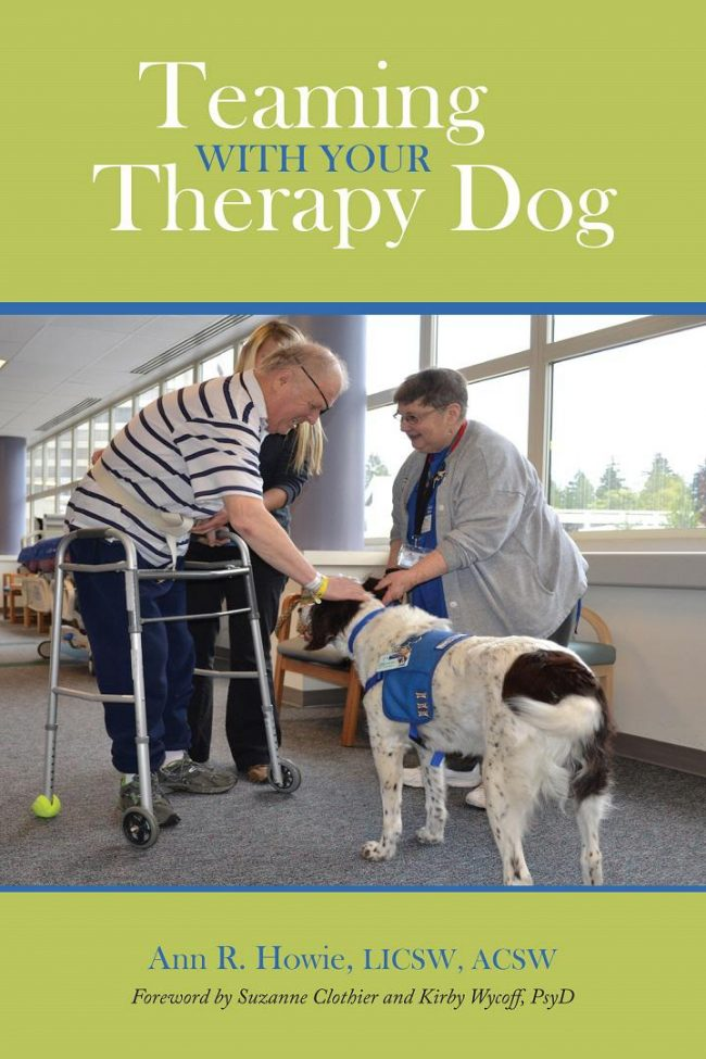 Teaming With Your Therapy Dog PDF