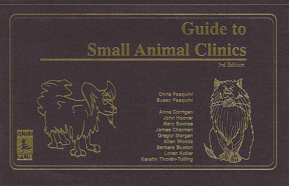 Tschauners Guide To Small Animals Clinics 2nd, 3rd Editions 1