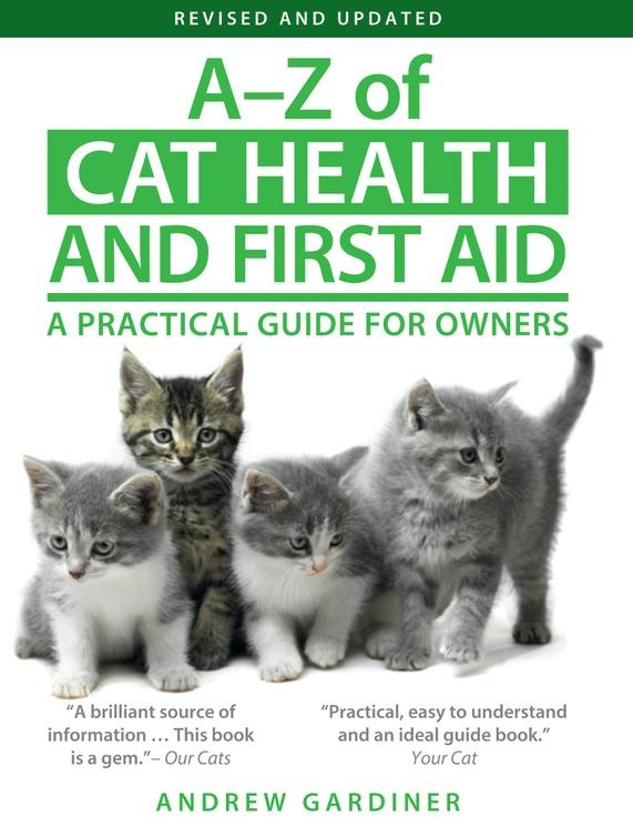 A–Z Of Cat Health And First Aid A Holistic Veterinary Guide For Owners PDF