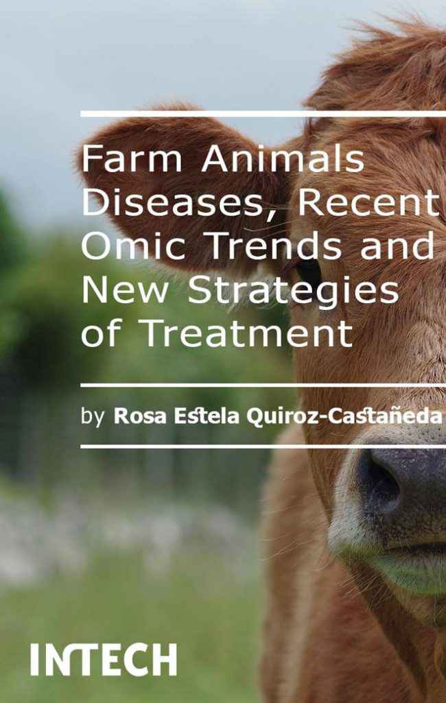 Farm Animals Diseases, Recent Omic Trends And New Strategies Of Treatment PDF