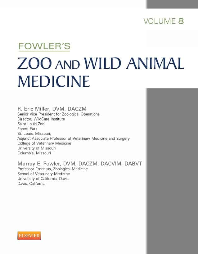 Fowler\'s Zoo and Wild Animal Medicine Volume 8 PDF Download