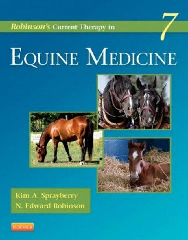 Robinson's Current Therapy In Equine Medicine 7th Edition PDF