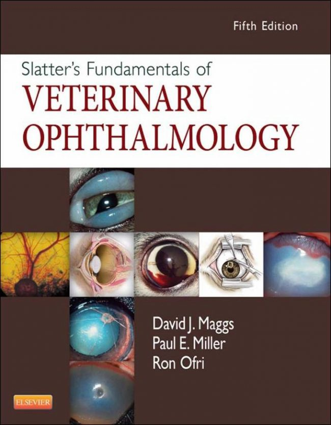Slatter's Fundamentals Of Veterinary Ophthalmology 5th Edition PDF