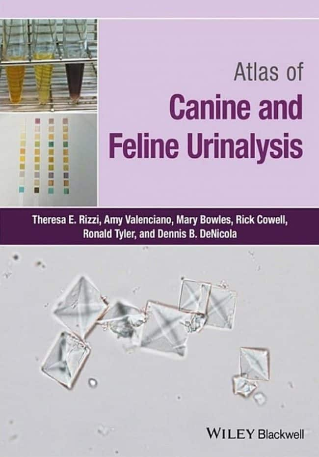 Atlas Of Canine And Feline Urinalysis PDF