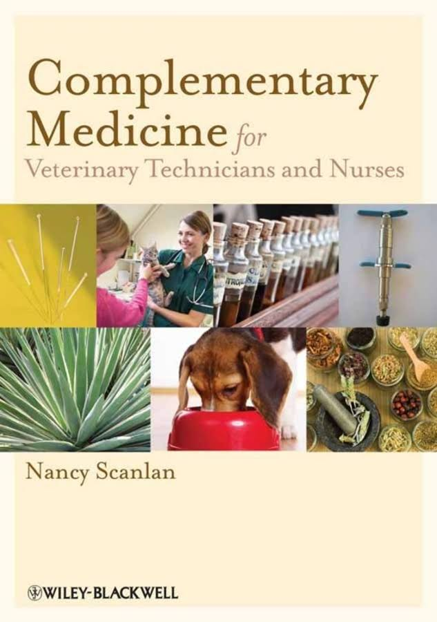 Complementary Medicine For Veterinary Technicians And Nurses PDF Book Download