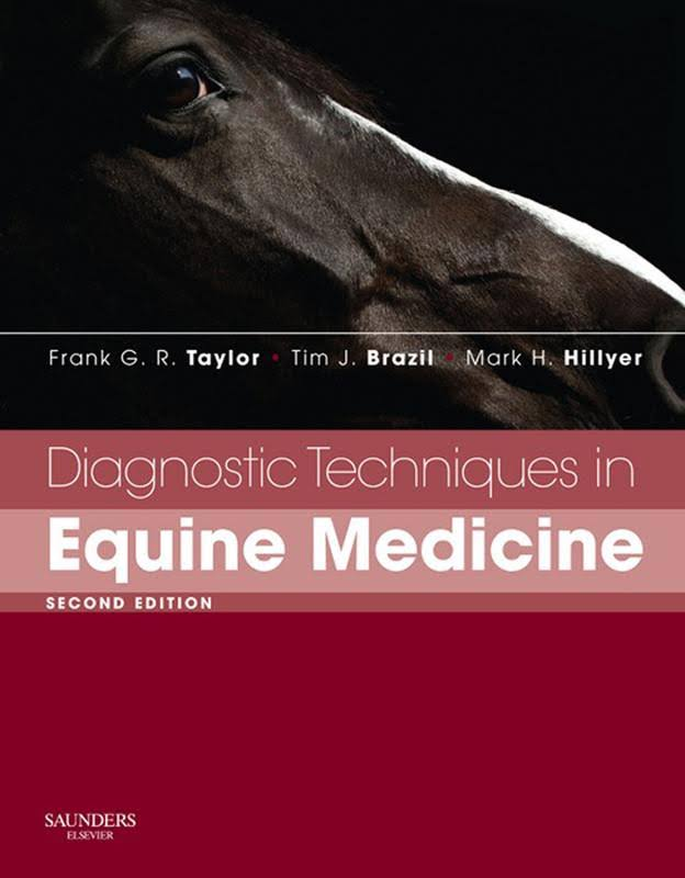 Diagnostic Techniques In Equine Medicine E Book Download