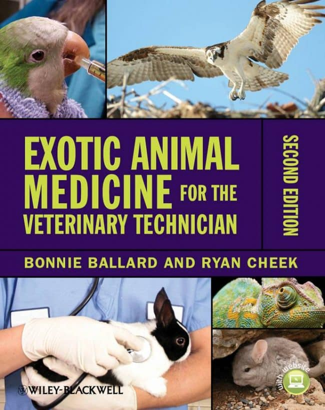 Exotic Animal Medicine For The Veterinary Technician Free PDF Download