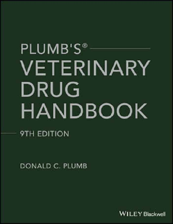Plumb's Veterinary Drug Handbook 9th Edition PDF