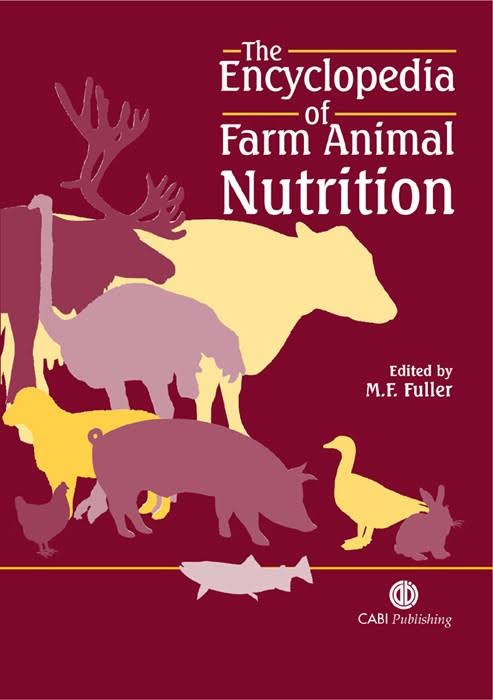 The Encyclopedia Of Farm Animal Nutrition Free PDF Download