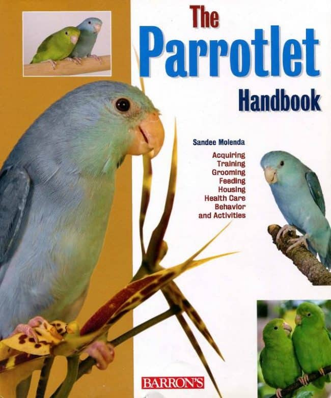 The Parrotlet Handbook PDF Download
