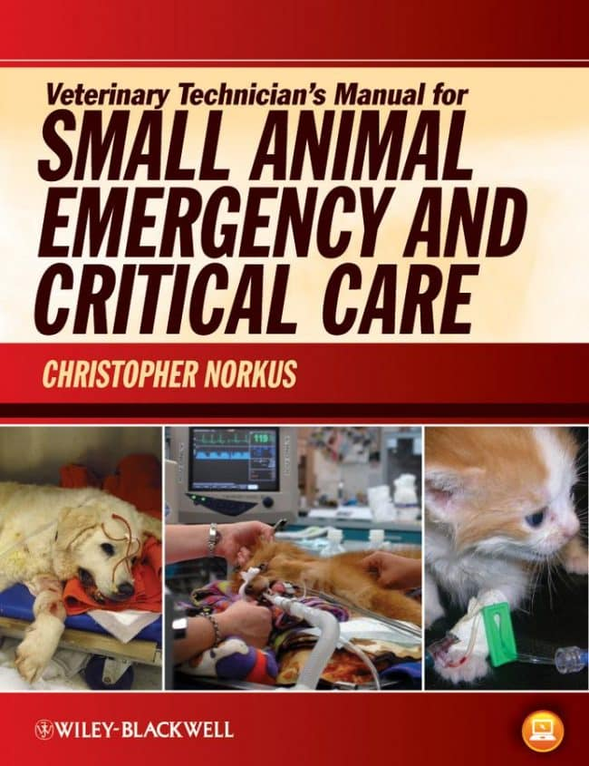 Veterinary Technician's Manual For Small Animal Emergency And Critical Care PDF