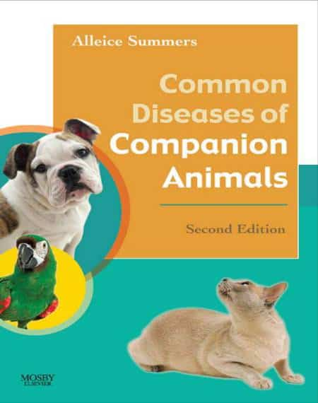 Common Diseases Of Companion Animals 2nd Edition