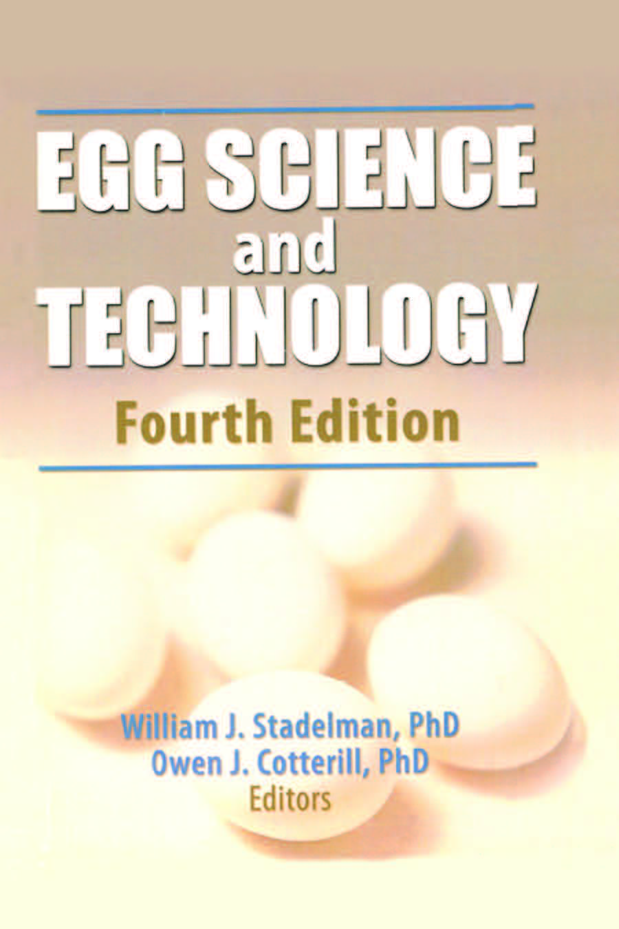 Egg science and technology 4th edition pdf fandeluxe Image collections