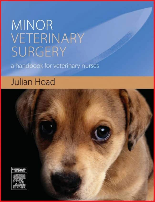 Minor Veterinary Surgery A Handbook For Veterinary Nurses PDF