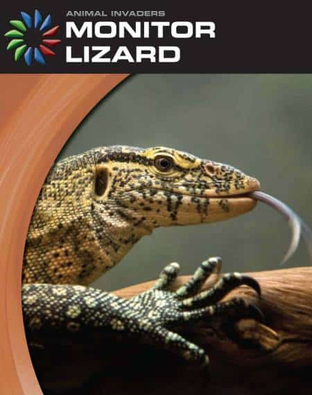 Monitor Lizard By Barbara A. Somervill
