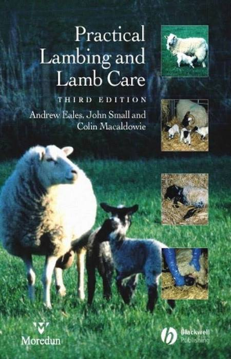 Practical Lambing And Lamb Care A Veterinary Guide, 3rd Edition