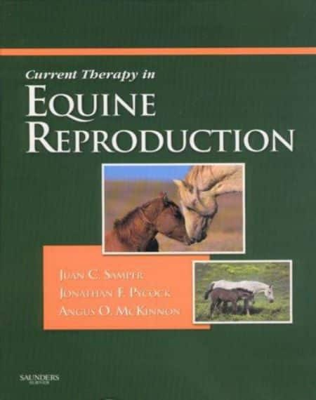 Current Therapy In Equine Reproduction 1e 2