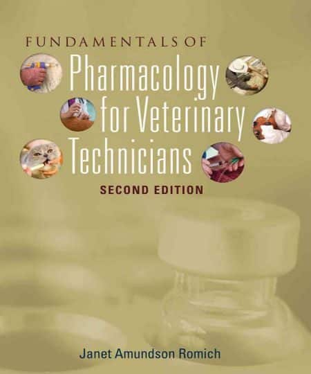 Fundamentals Of Pharmacology For Veterinary Technicians 2nd Editionn