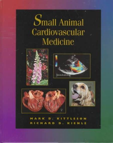 Small Animal Cardiovascular Medicine