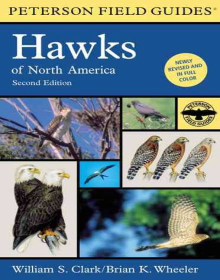 A Field Guide To Hawks North America 2e