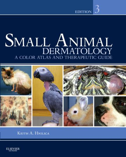 Small Animal Dermatology A Color Atlas And Therapeutic Guide