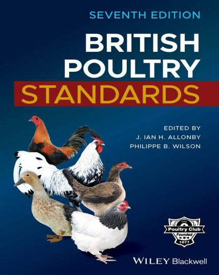 British Poultry Standards 7th Edition