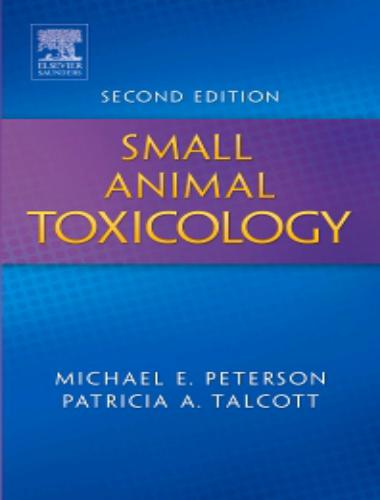 Small Animal Toxicology 2nd Edition