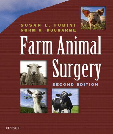 Farm Animal Surgery, 2nd Edition