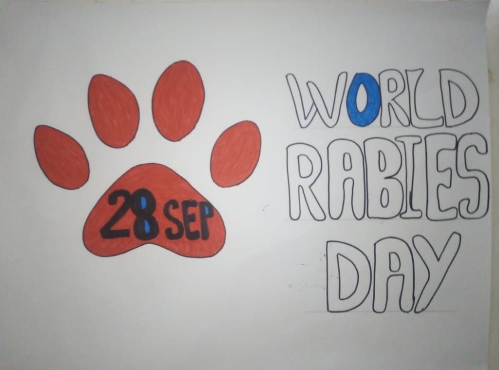 Poster Competition World Rabies Day 1