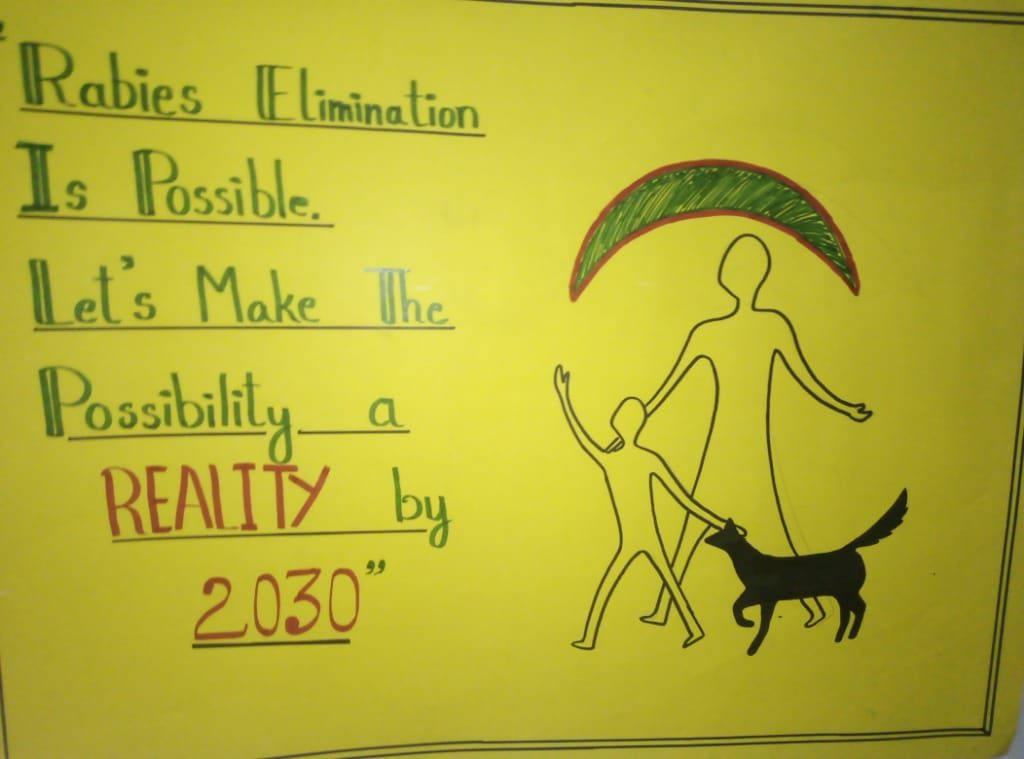 Poster Competition World Rabies Day 5