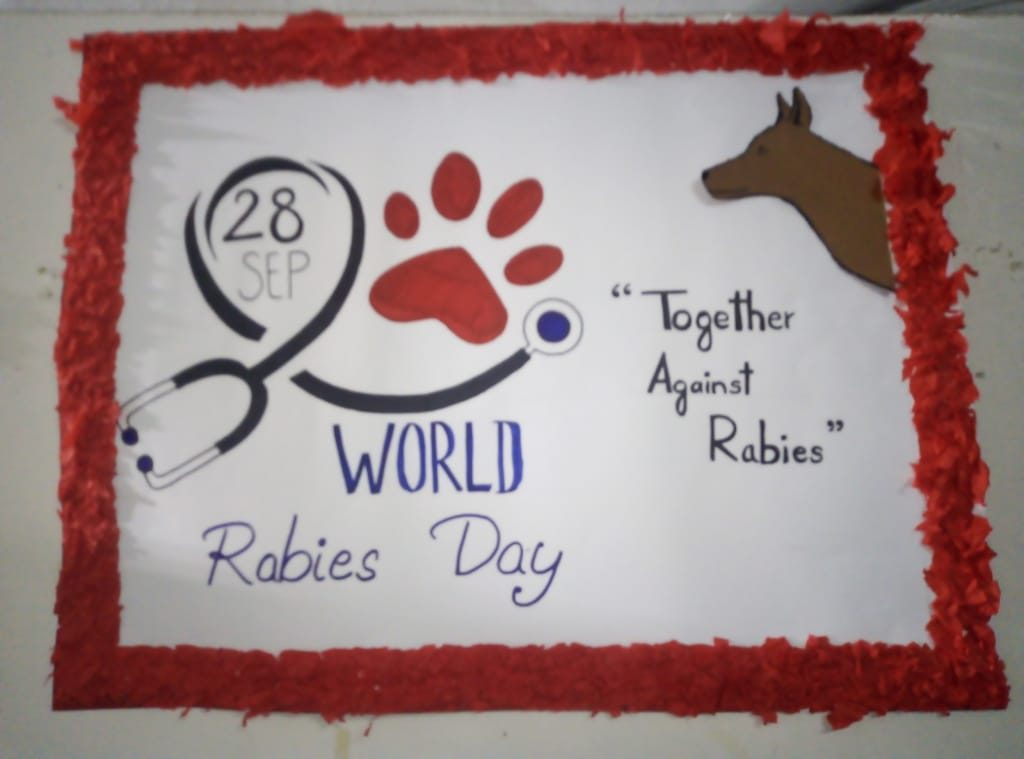 Poster Competition World Rabies Day 6