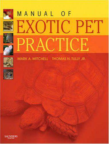 Manual Of Exotic Pet Practice