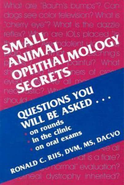 Small Animal Ophthalmology Secrets 1st Edition