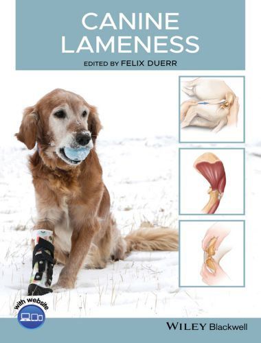 Canine Lameness 1st Edition