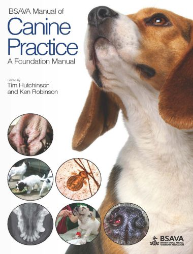 Manual Of Canine Practice A Foundation Manual