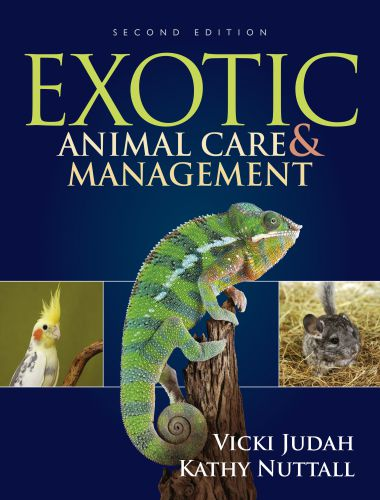 Exotic Animal Care And Management, 2nd Edition